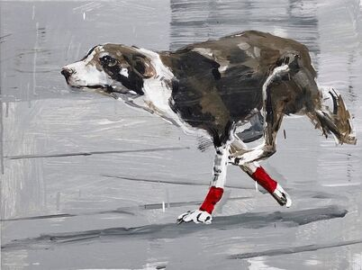 Richard Storms, 'Athletic Canine', 2018