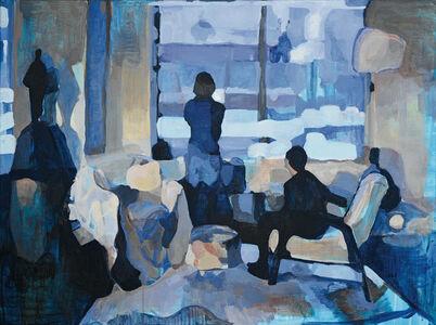 Viviane Silvera, 'Through the Window', 2014