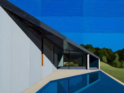 Andy Burgess, 'House at Hanging Rock', 2016