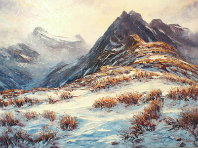 Richard Ponder, 'Southern Alps', 2019