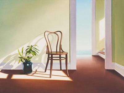 Steve Perrault, 'Brown Chair', 20th/21st Century
