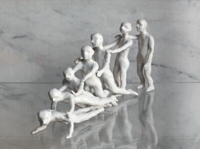 Marisa Albanese, 'Parabola dei ciechi', 2006