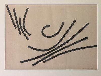 Ettore Colla, 'Abstract', 1953