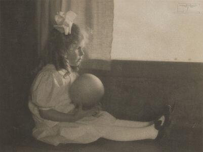 Eva Watson-Schütze, 'Eva', c. 1900