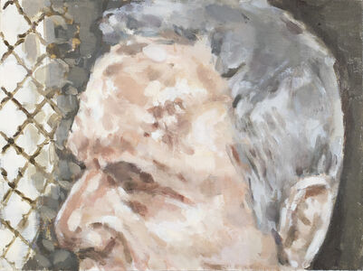 Egle Karpaviciute, 'Confession. The painter Luc Tuymans has been found guilty of plagiarism over a photo by Katrijn Van Giel II', 2016