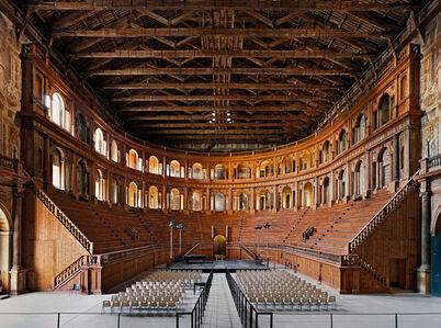 Ahmet Ertug, 'Teatro Farnese, Parma, Italy', 2016
