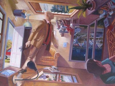 Robert Birmelin, 'Suburb (Reversible)', 2002