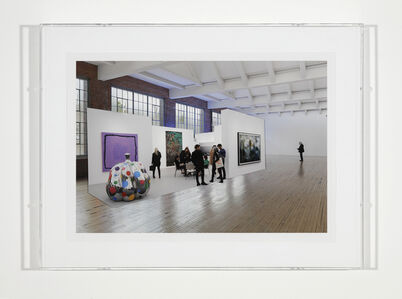 Cristina Garrido, 'David Zwirner at Frieze London 2015/ DIA Foundation - Best Booth series', 2017