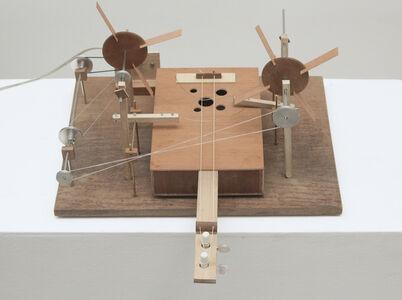 O Grivo, 'Violin machinery', 2014