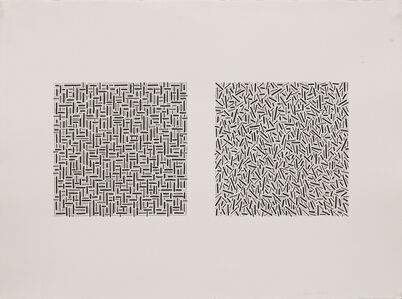 Ernst Benkert, 'Untitled (June)', 1991