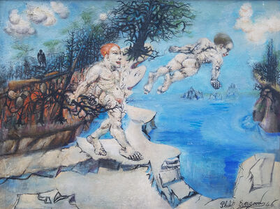 Philip Evergood, 'Lure of the Waters', 1946