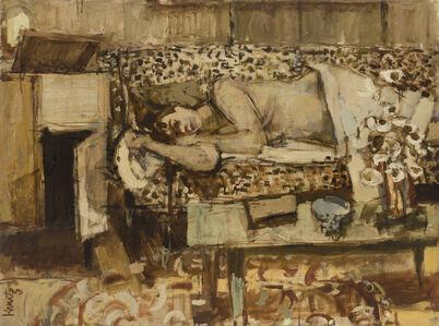 Roger Edward Kuntz, 'Reclining Figure'