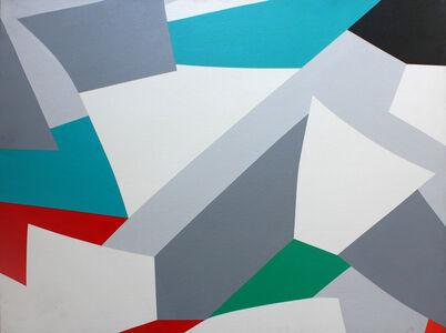 Marcel Barbeau, 'Le mur du mirpir', 1993