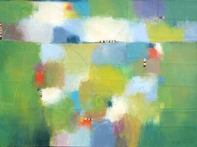Carolyn Cole, 'Green 101503'