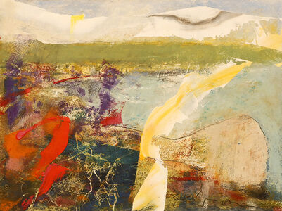 George Taylor, 'White Rock', 2009