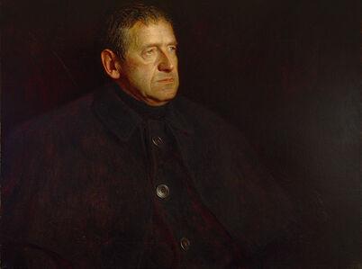 Jamie Wyeth, 'Portrait of Andrew Wyeth', 1969