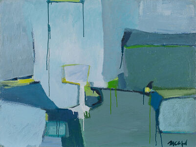 Maureen Chatfield, 'Georgica Pond', 2013