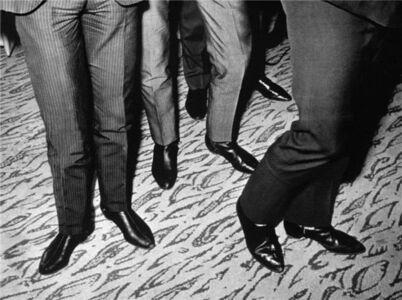 Lynn Goldsmith, 'Beatles Feet'