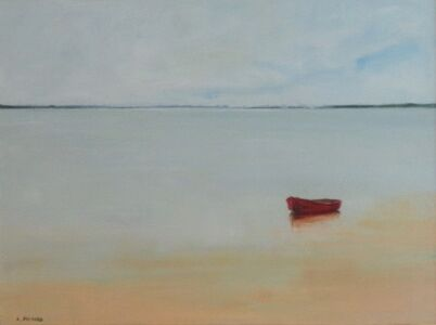 Anne Packard, 'Red Dory', 2008