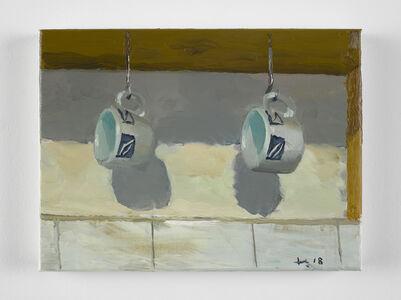 Liu Xiaodong, 'Two cups', 2018