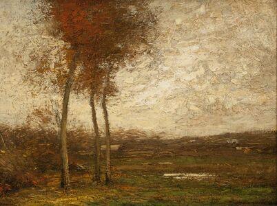 J. Francis Murphy, 'Flaming Trees', 1917
