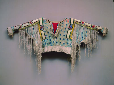 Niimiipu (Nez Perce), 'Man's shirt', ca. 1850