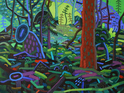 Cable Griffith, 'Through the Glades', 2017
