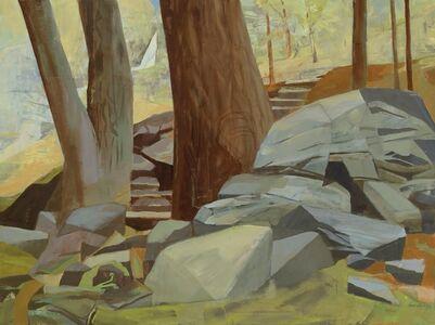 Mariella Bisson, 'Falls Trail', 2019
