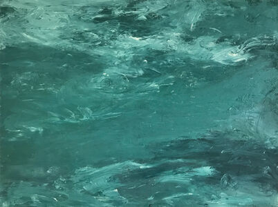 Peter Schroth, 'Cold Sea 4', 2018