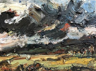 Steven Powers, 'Approaching Storm', 2018