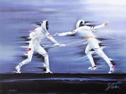 Victor Spahn, 'Fencing', 2007