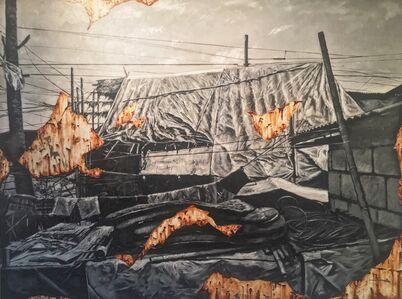 Renz Baluyot, 'Below The Clouds', 2017