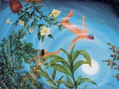 Wonsook Kim, 'Two Fliers', 2007