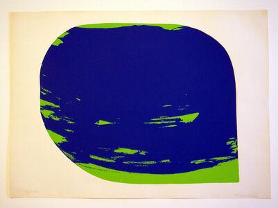Blinky Palermo, 'Ohne Titel', 1971