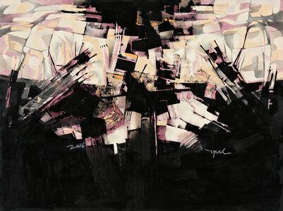 Pedro de Oraá, 'Horizontes de Eventos IX', 2006