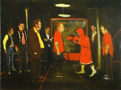 Michael Harrington, 'The Red Lightweight', 2018