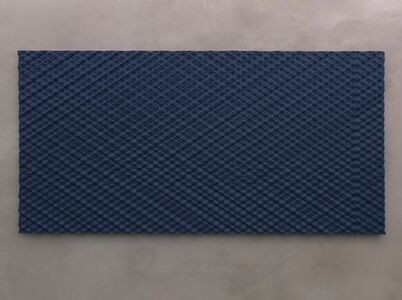 Ara Peterson, 'Intersecting Streams Blue', 2012