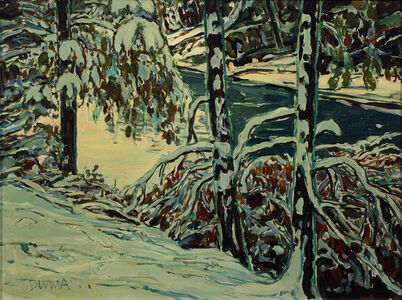 William Duma, 'Bent Branches (47-19)', 2019