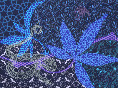 Eloisa Gobbo, 'Nidi di ragno', 2009