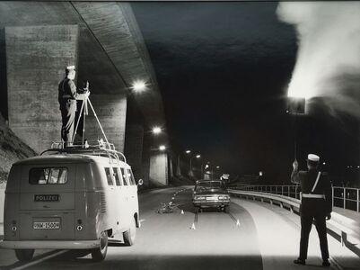 Arnold Odermatt, 'Hergiswil', 1966