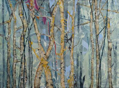 Lauren Jones Worth, 'TREE CONFETTI', 2017