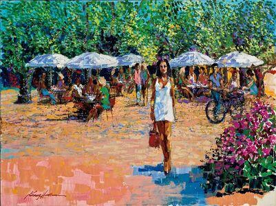 Kerry Hallam, 'Place des Lices ', 2014