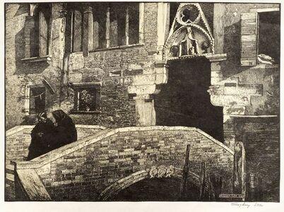Sydney Lee, 'Ponte Paradiso', 1927