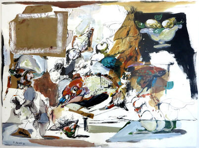 "Emil Kazaz, '""Balabon""', 1999"