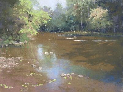 Jane McGraw-Teubner, 'Lazy River', 2020