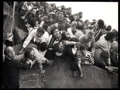 Eamonn McCabe, 'Heysel Stadium Disaster', 1985