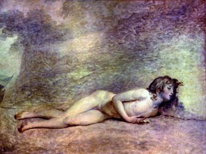 Jacques-Louis David, 'The Death of Bara', 1794