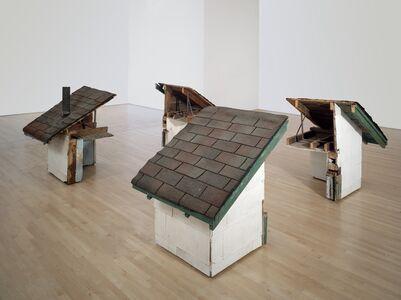 Gordon Matta-Clark, 'Splitting: Four Corners', 1974