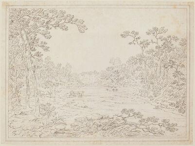 Thomas Doughty, 'Pennsylvania Landscape'