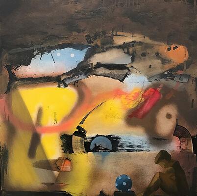 Danysz Gallery at ART021 Shanghai Contemporary Art Fair 2019, installation view